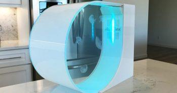 JellyTank aquarium d'eau douce pour les méduses