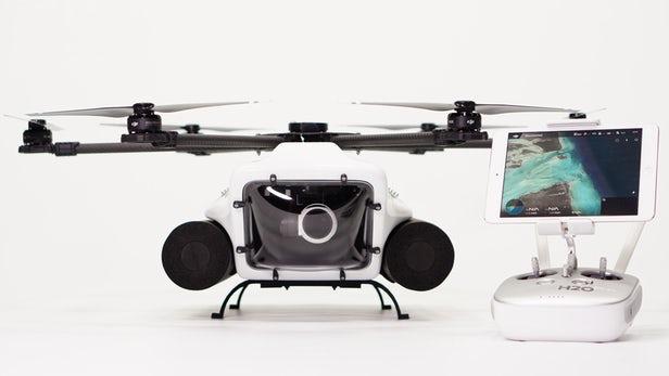 drone HexH2O Pro V2
