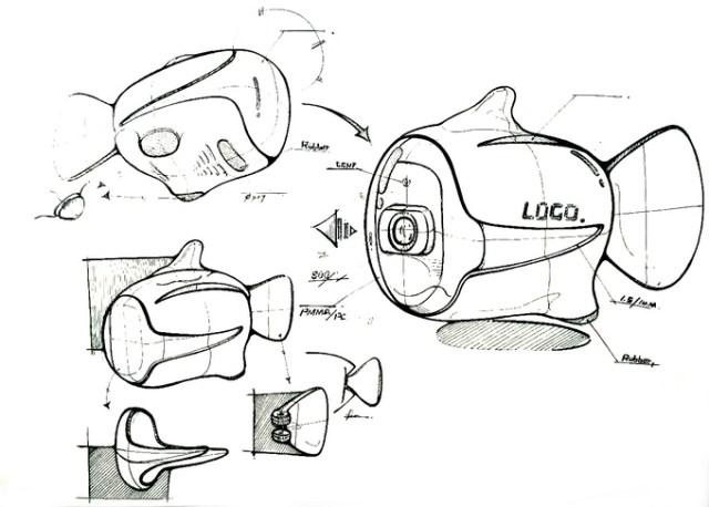 BIKI – Le premier drone sous-marin poisson bionique et sans fil