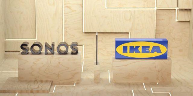 Sonos et Ikea s'associent pour un partenariat musique et son
