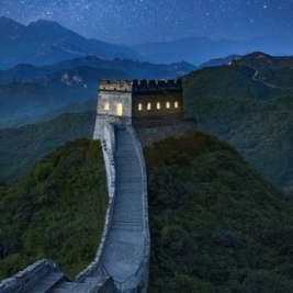 Dormir sur la grande muraille de Chine est possible grâce à Airbnb