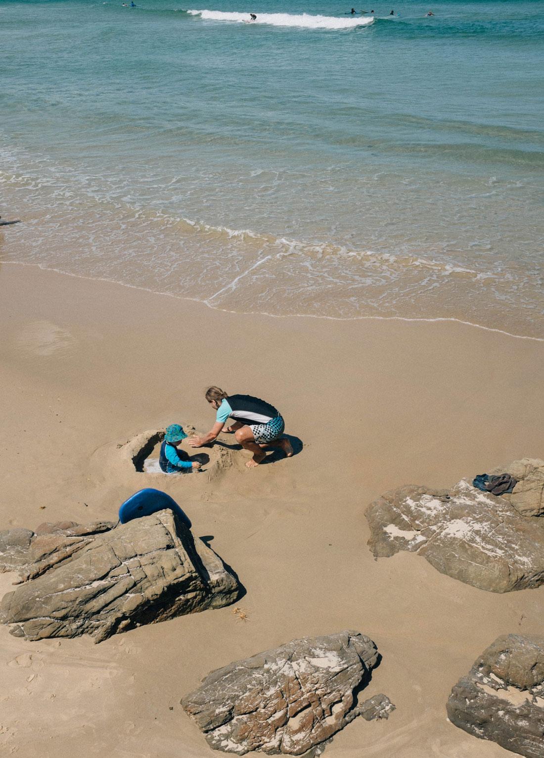 Haywards Beach