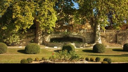 "Chateau La Canorgue, no filme ""O bom ano"""