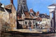 Honfleur, cidade de pintores