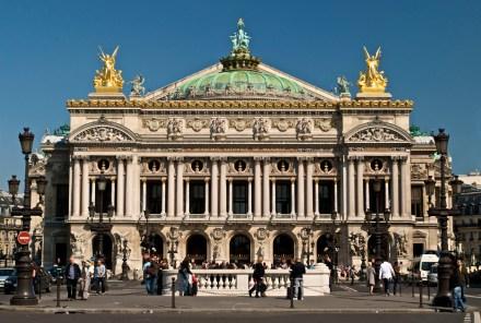 Opera Garnier em Paris