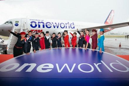 Oneworld, procurando parcerias em pais emergentes