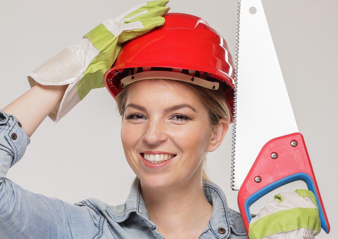 Vêtement de travail femme