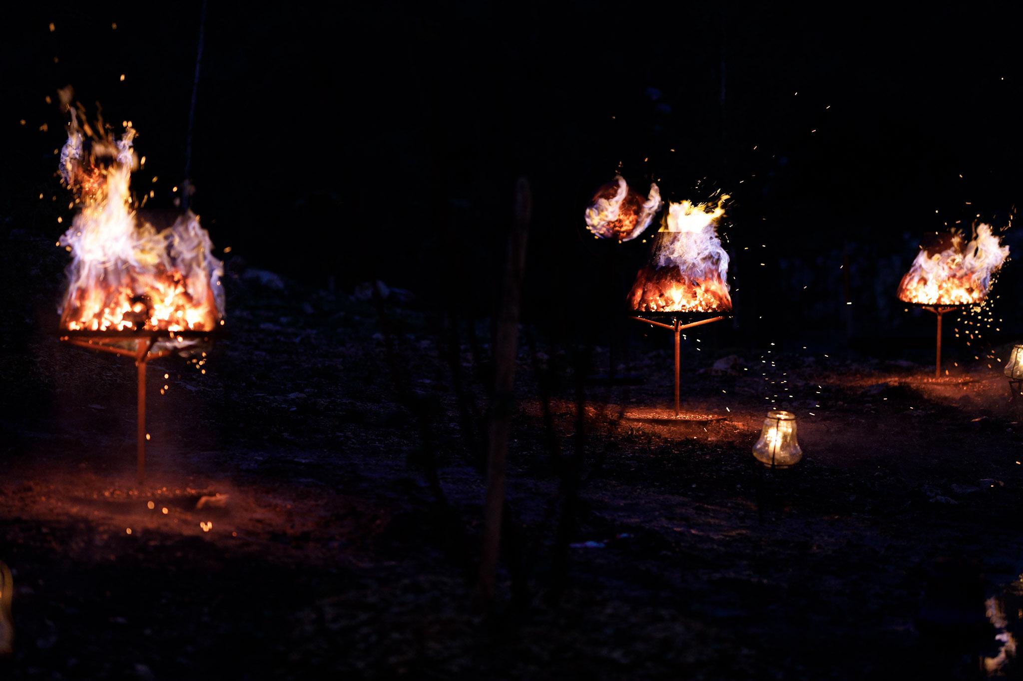 D'autres boules de feu