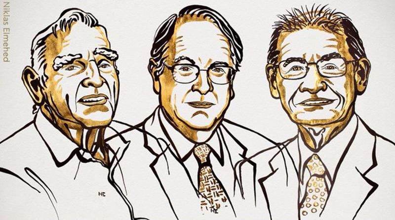 Prix Nobel de Chimie 2019 - Le blog du hérisson