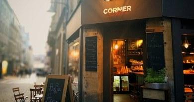 Corner Coffee à Metz - Le blog du hérisson