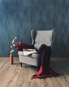 La couleur Pantone 2020 dans son décor intérieur - Le blog du hérisson