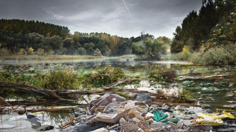 Déchets plastiques : la totalité des fleuves européens contaminés - Le blog du hérisson