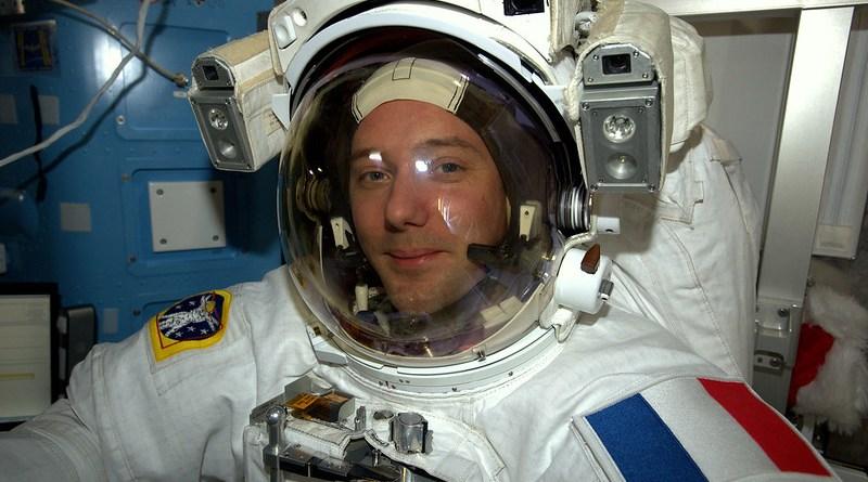 Thomas Pesquet repartirait dans l'espace vers 2021 - Le blog du hérisson