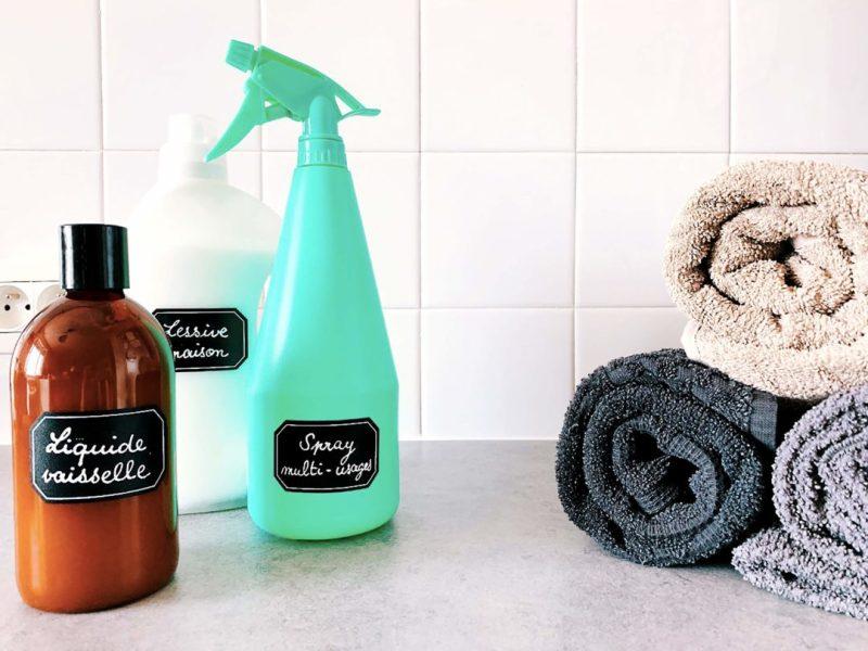 Produits ménagers maison  Conseils et recettes • Le blog du hérisson