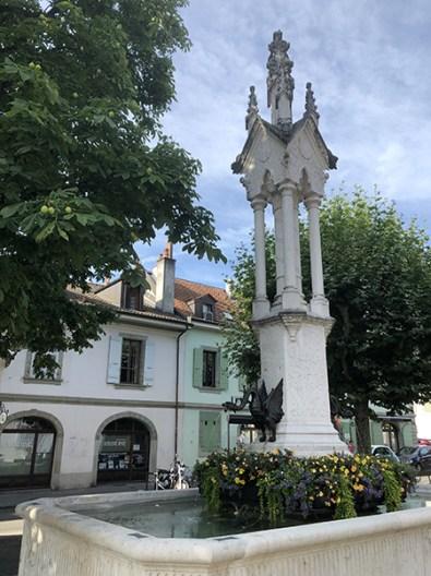 Flâner à Carouge | Genève - Le blog du hérisson