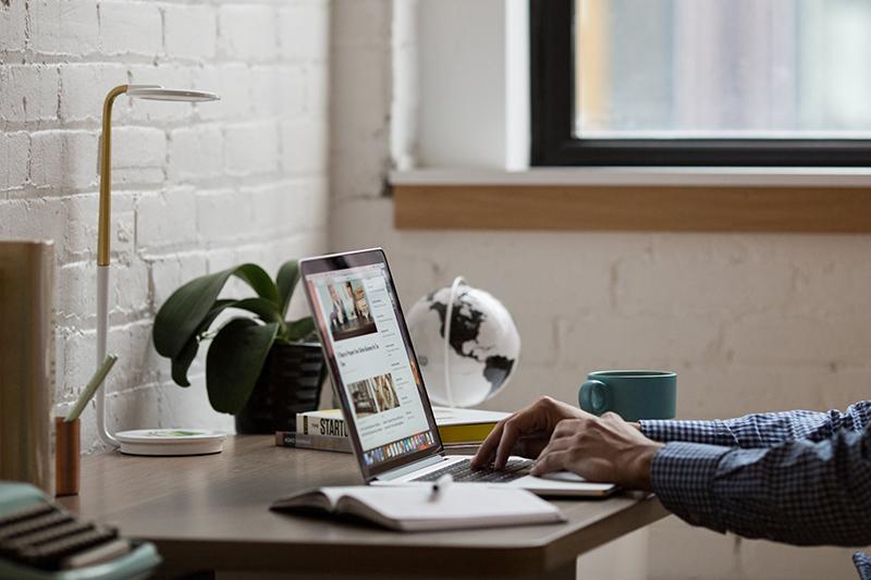 Aménager son espace de travail | Freelance - Le blog du hérisson