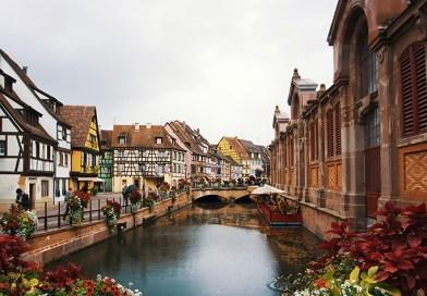 Flâner à Colmar | Haut-Rhin - Le blog du hérisson