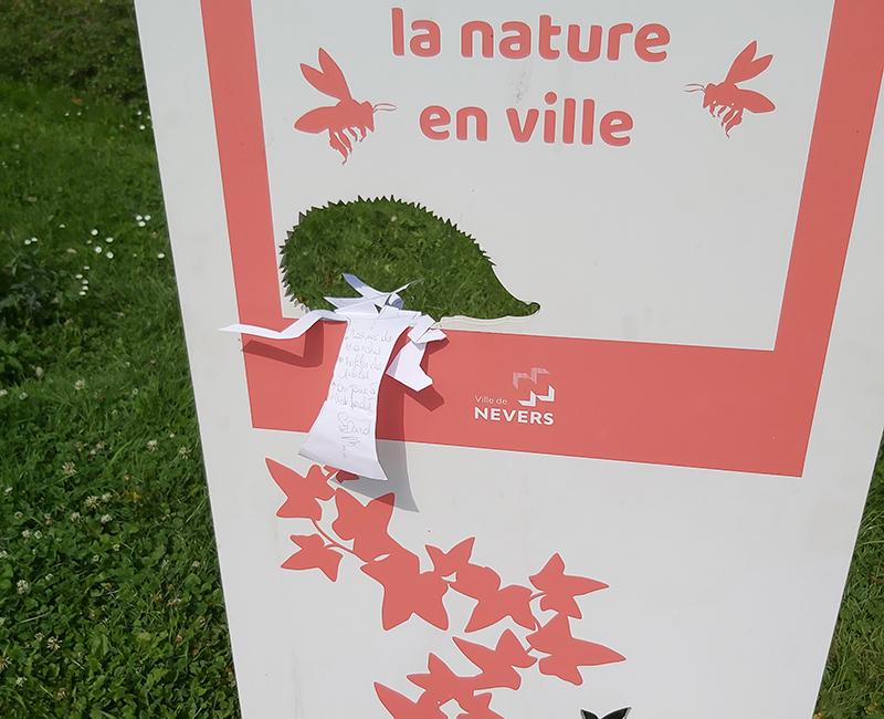 SansDit et Pré vert - Le blog du hérisson