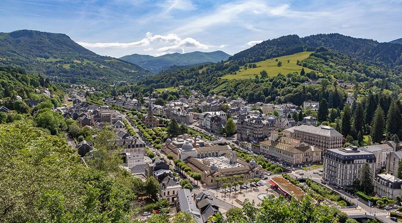 Flâner à La Bourboule | Puy-de-Dôme - Le blog du hérisson