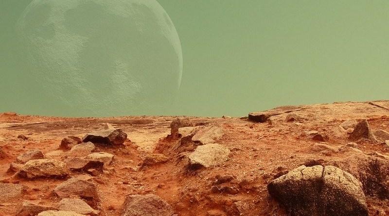 Le jour où Mars sombra sous les inondations - Le blog du hérisson