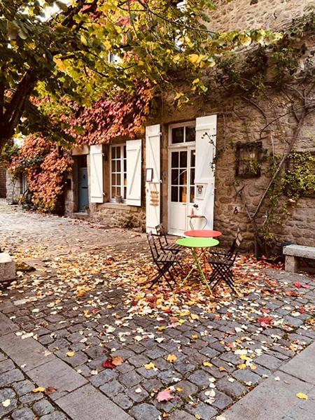 Flâner à Guérande   Loire-Atlantique - Le blog du hérisson