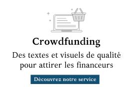 Services en campagne de financement participatif / crowdfunding - Le blog du hérisson