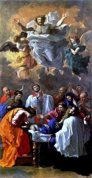 Nicolas Poussin miracle de Saint François-Xavier