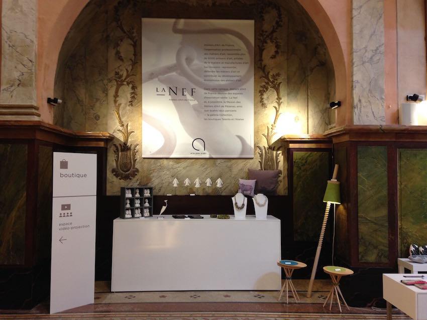 expostion la Nef atelier arts de france