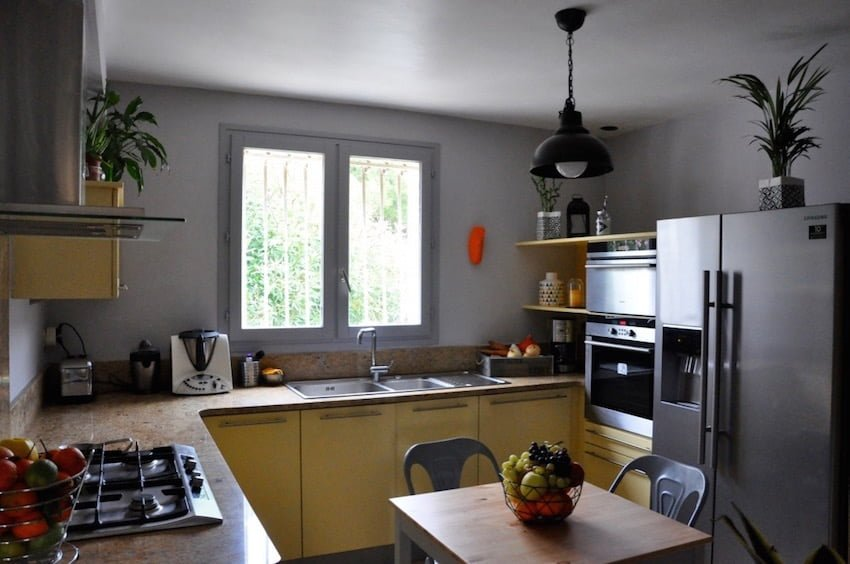 Ma cuisine style atelier d 39 artiste - Cuisine type atelier ...