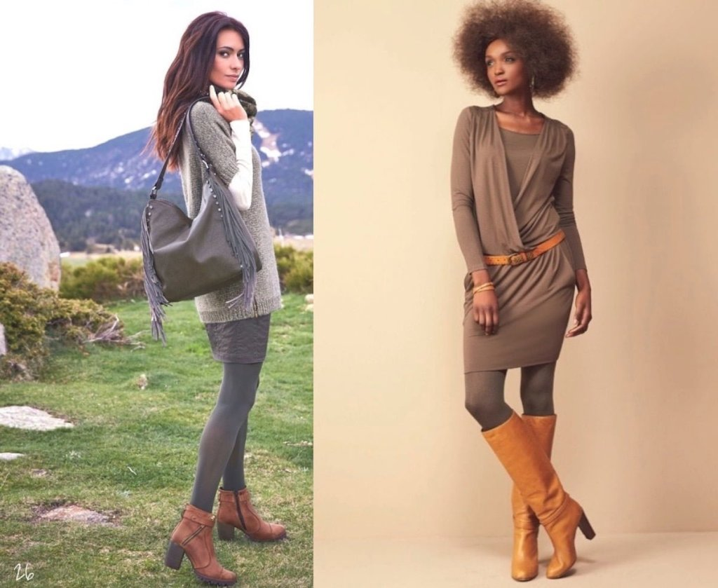 Bottes ou bottines ? Question cruciale !