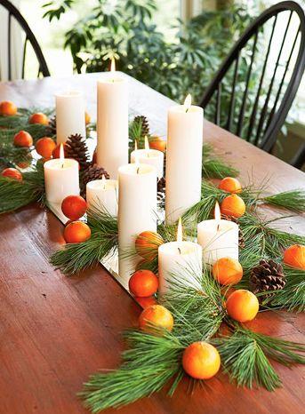 Décor de Noel-la provinciale:8
