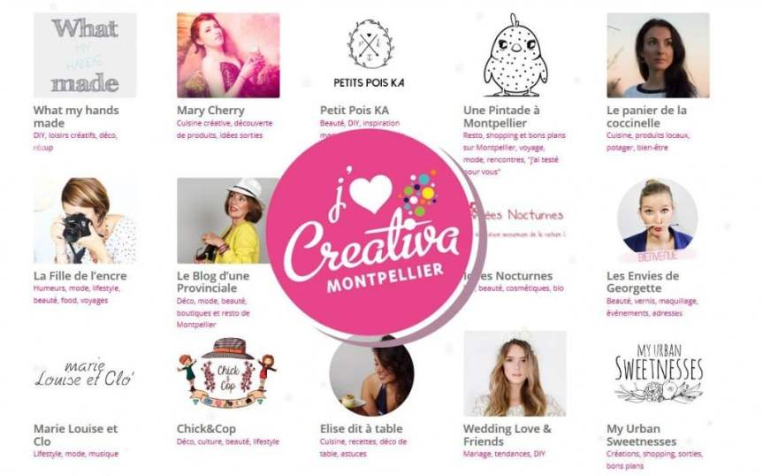 Créativa Montpellier-la provinciale.