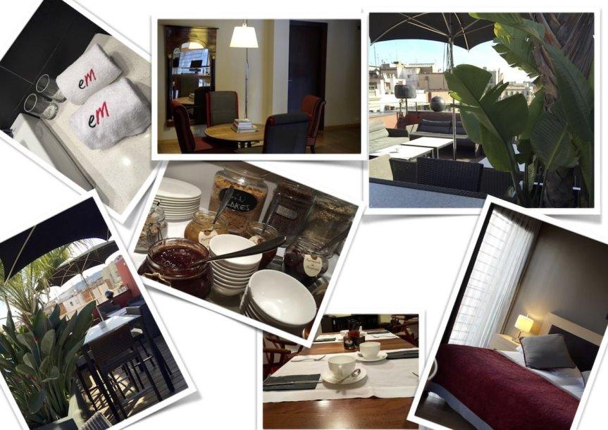 HOTEL Vila Emilia-la provinciale