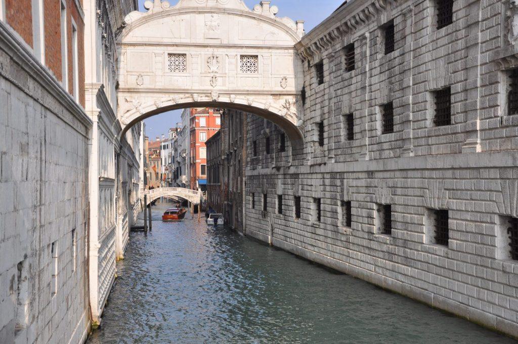 Le pont des soupirs Venise