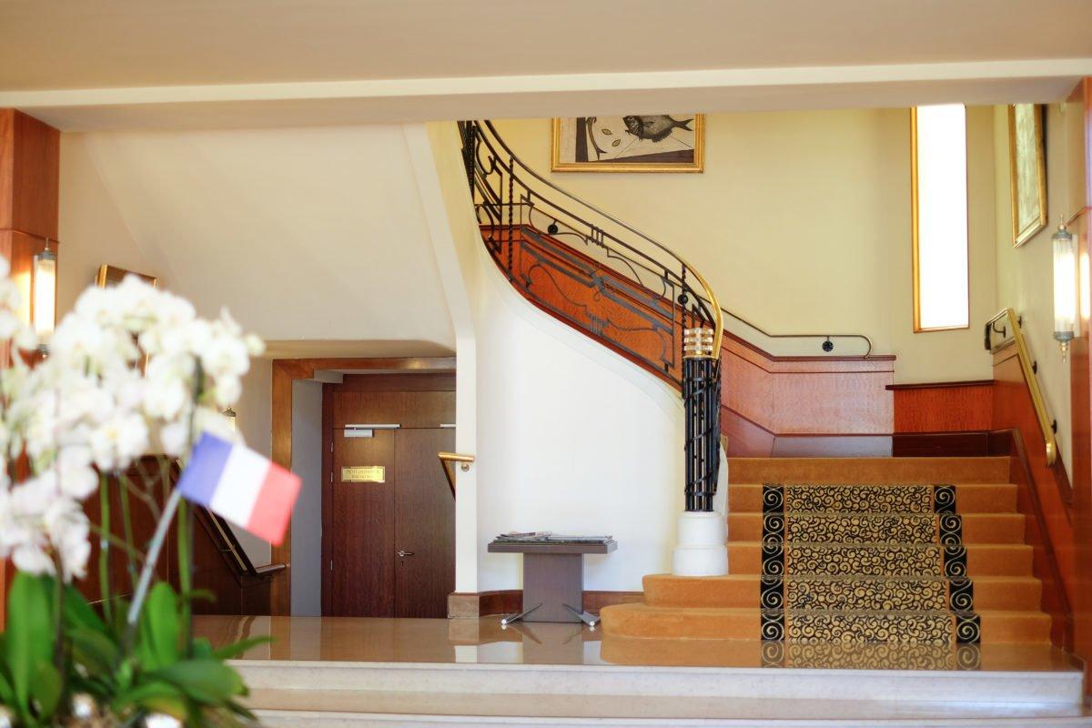 Mon séjour à l'hôtel Le continental à Brest