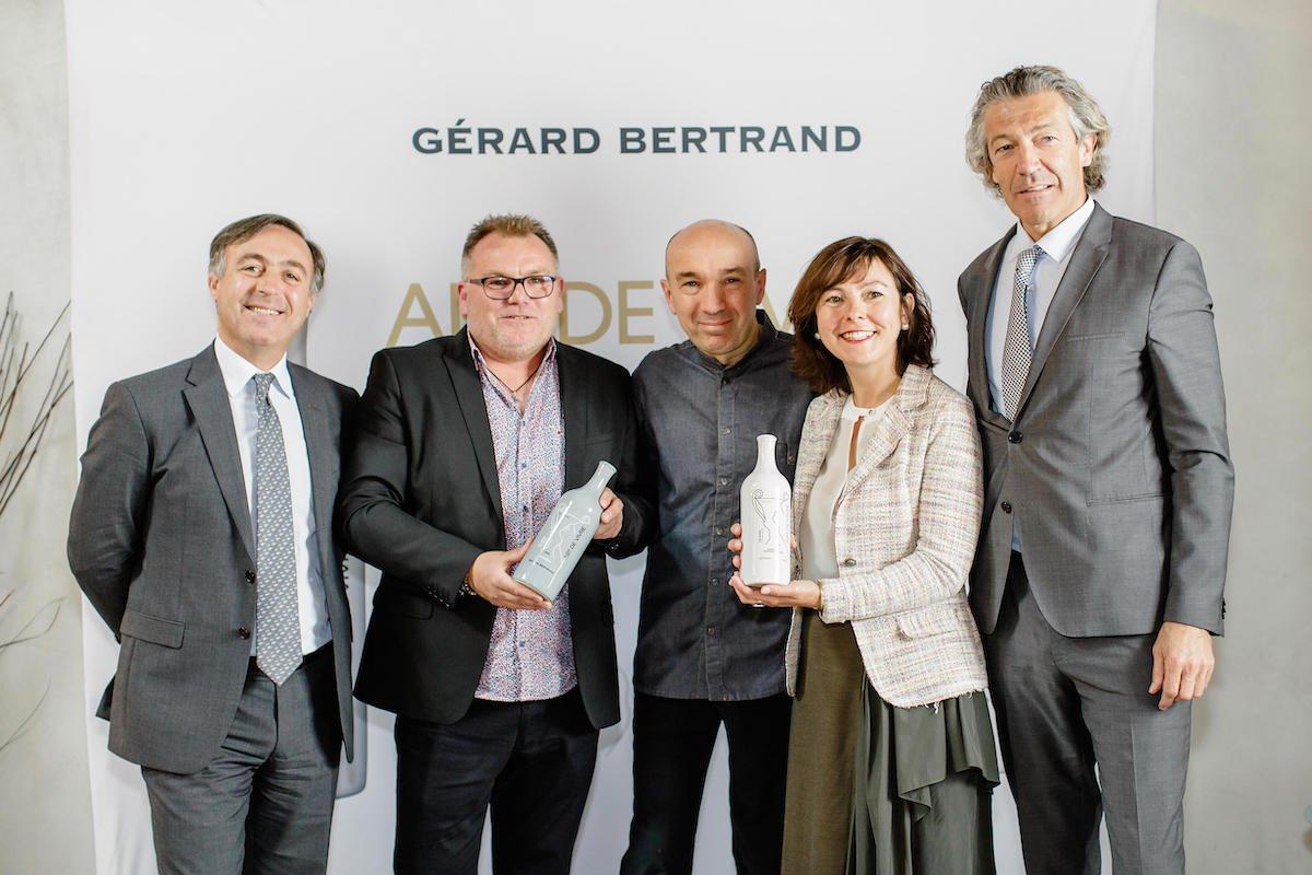 Découverte des vins Gérard Bertrand