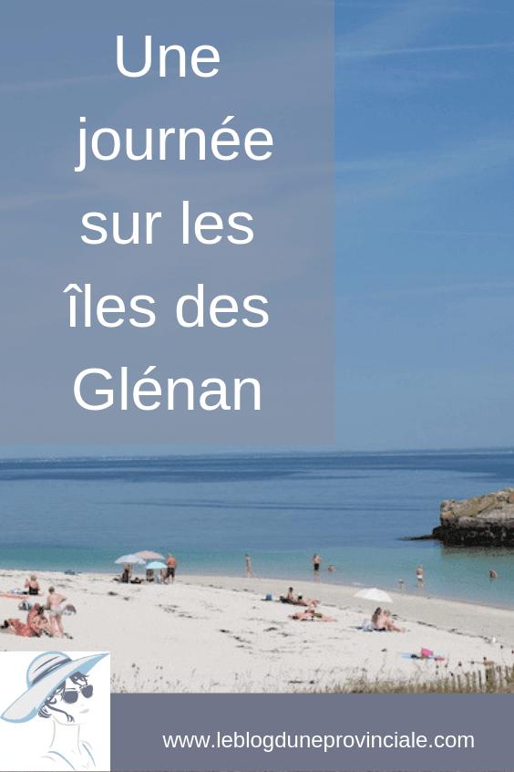 Une journée sur les îles des Glénan