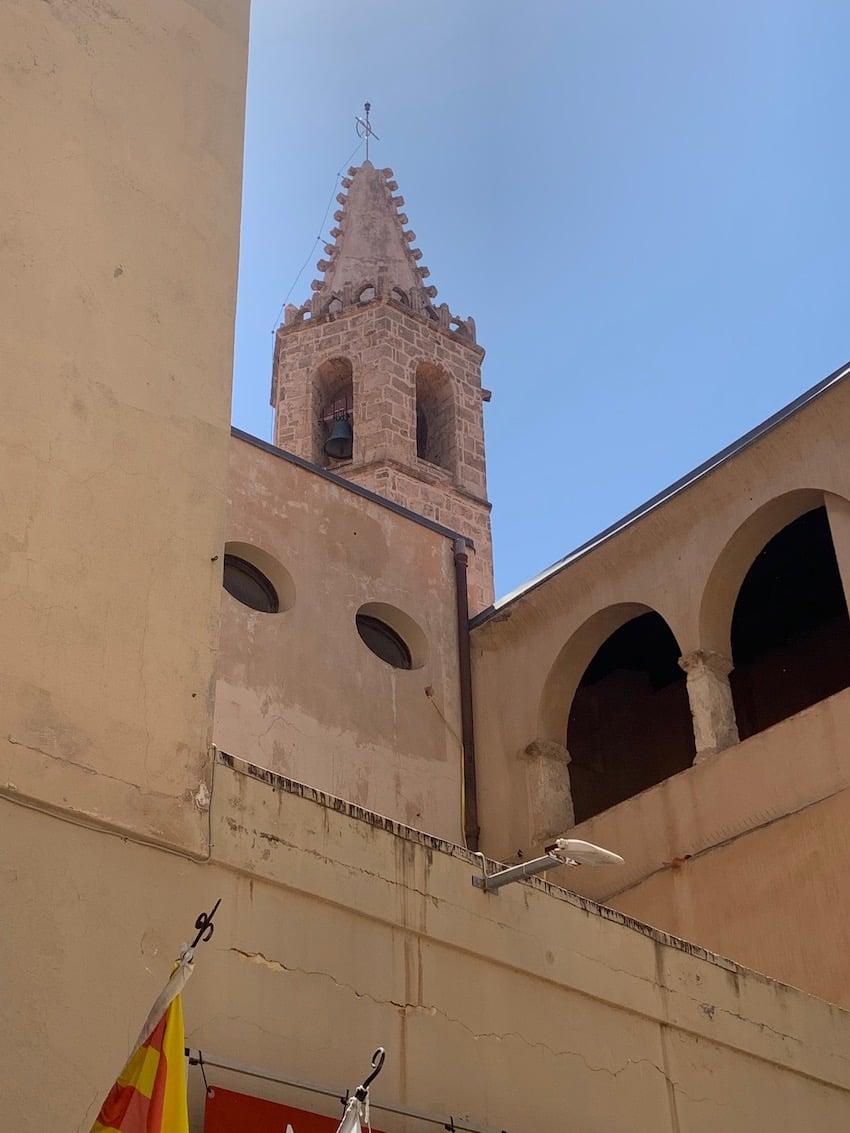 La cathédrale d'Algero