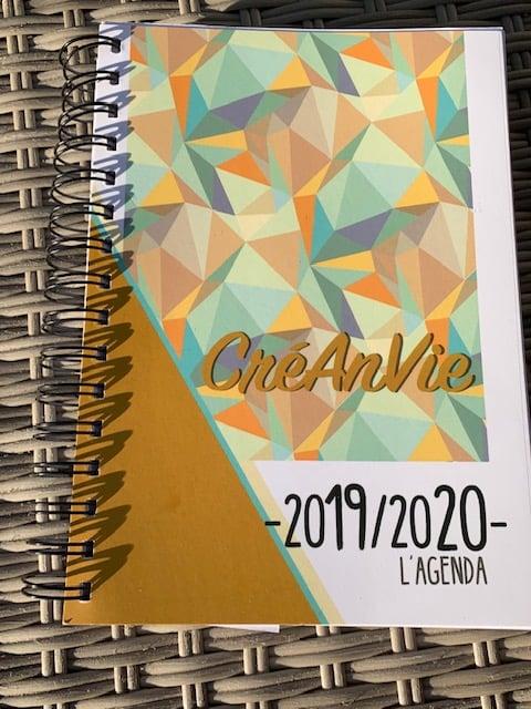 L'agenda CréAnVie