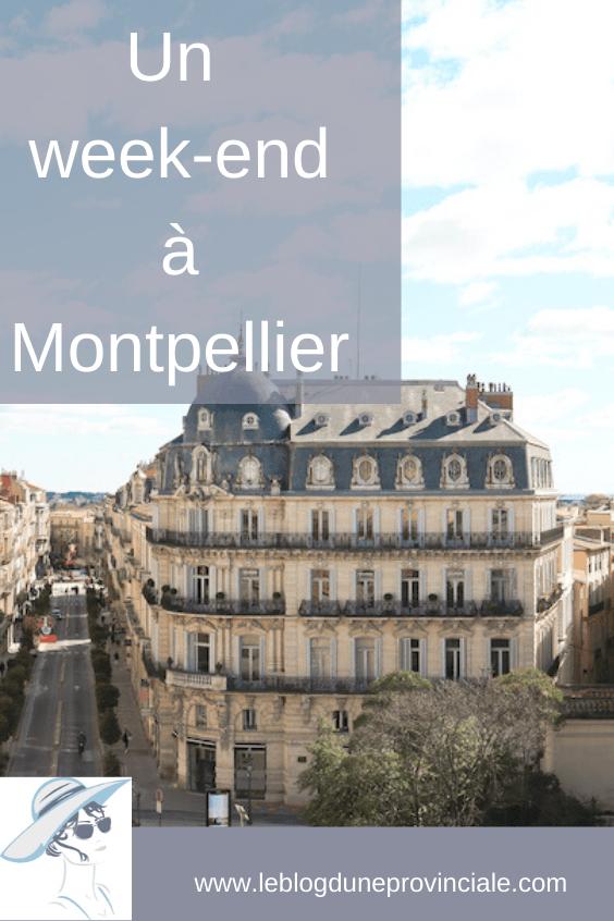 Week-end en amoureux à Montpellier