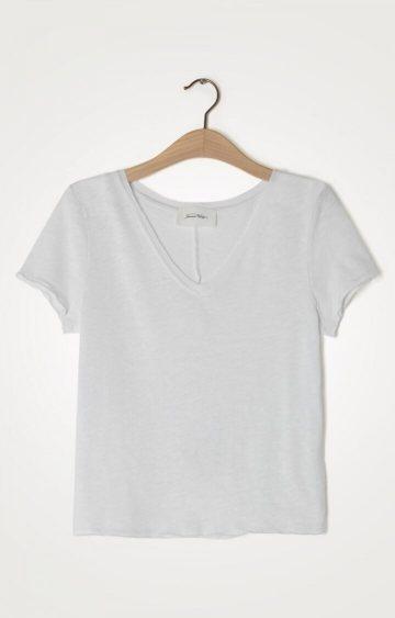 Le tee shirt blanc