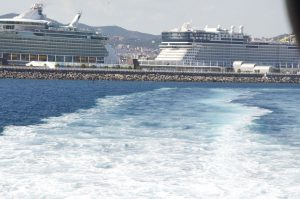 voyager en ferry