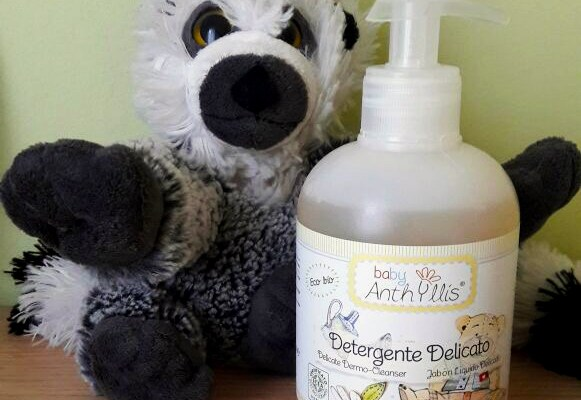 Detergente delicato Anthyllis