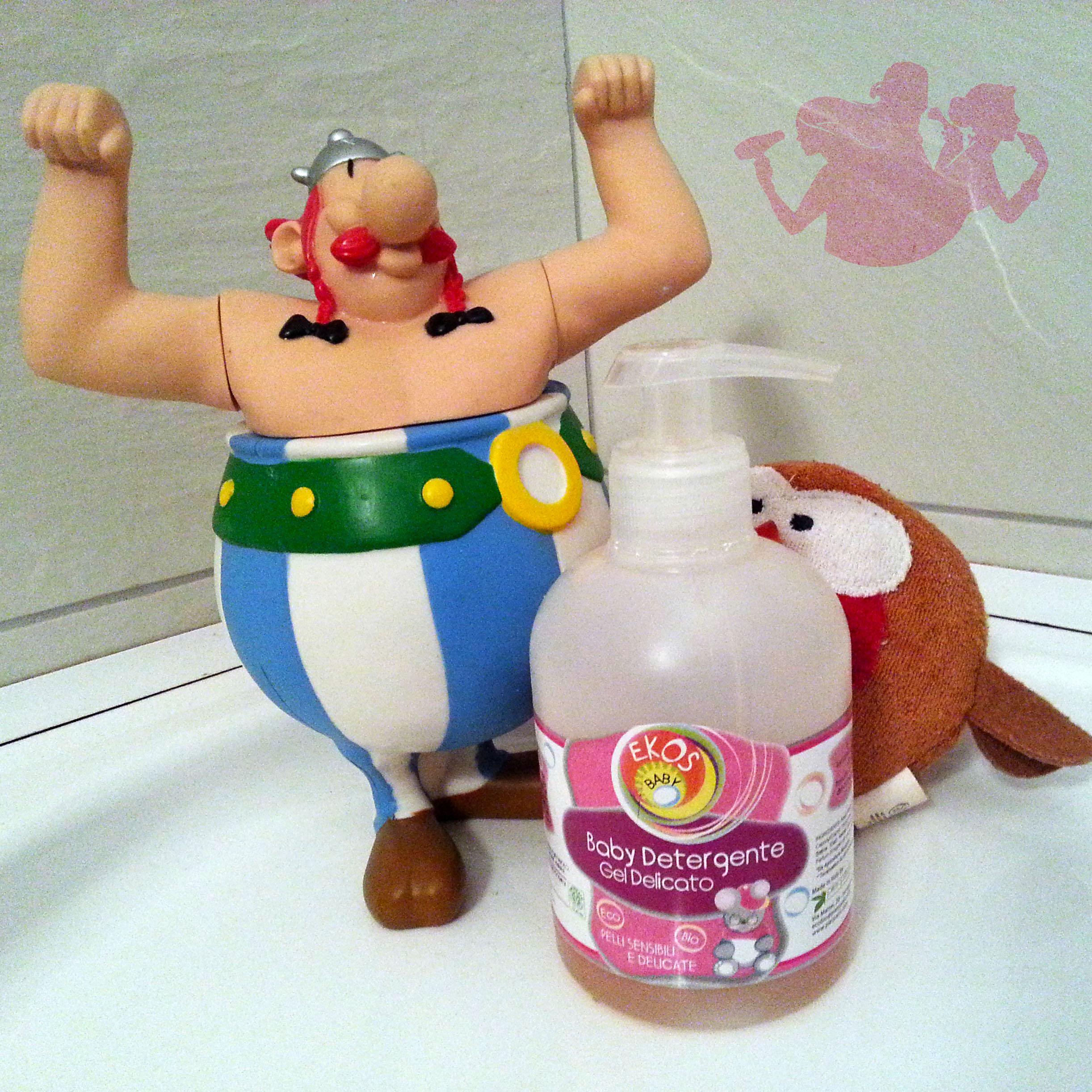 Baby detergente delicato – Ekos