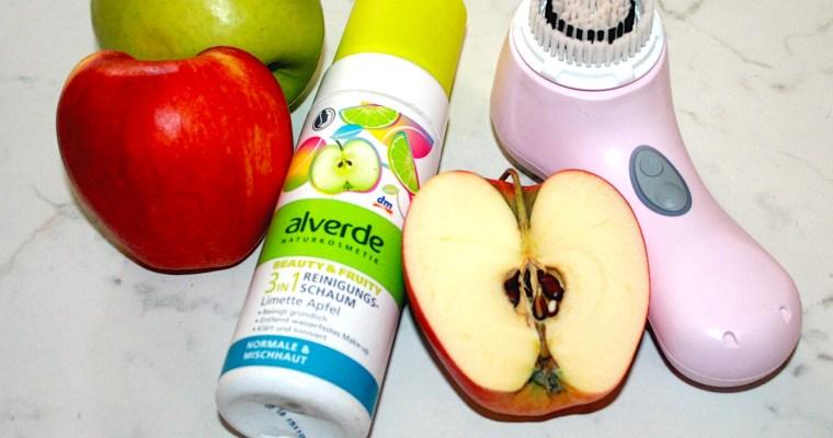Mousse detergente 3 in 1 lime e mela - Alverde