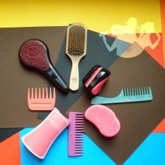 10 spazzole e pettini: io e i miei capelli
