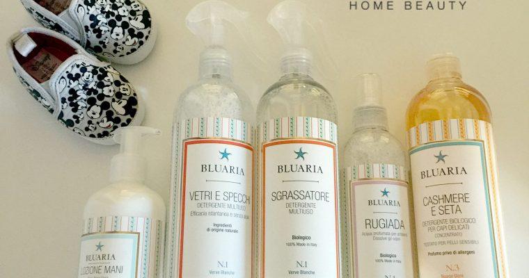 5 prodotti homecare - Bluaria