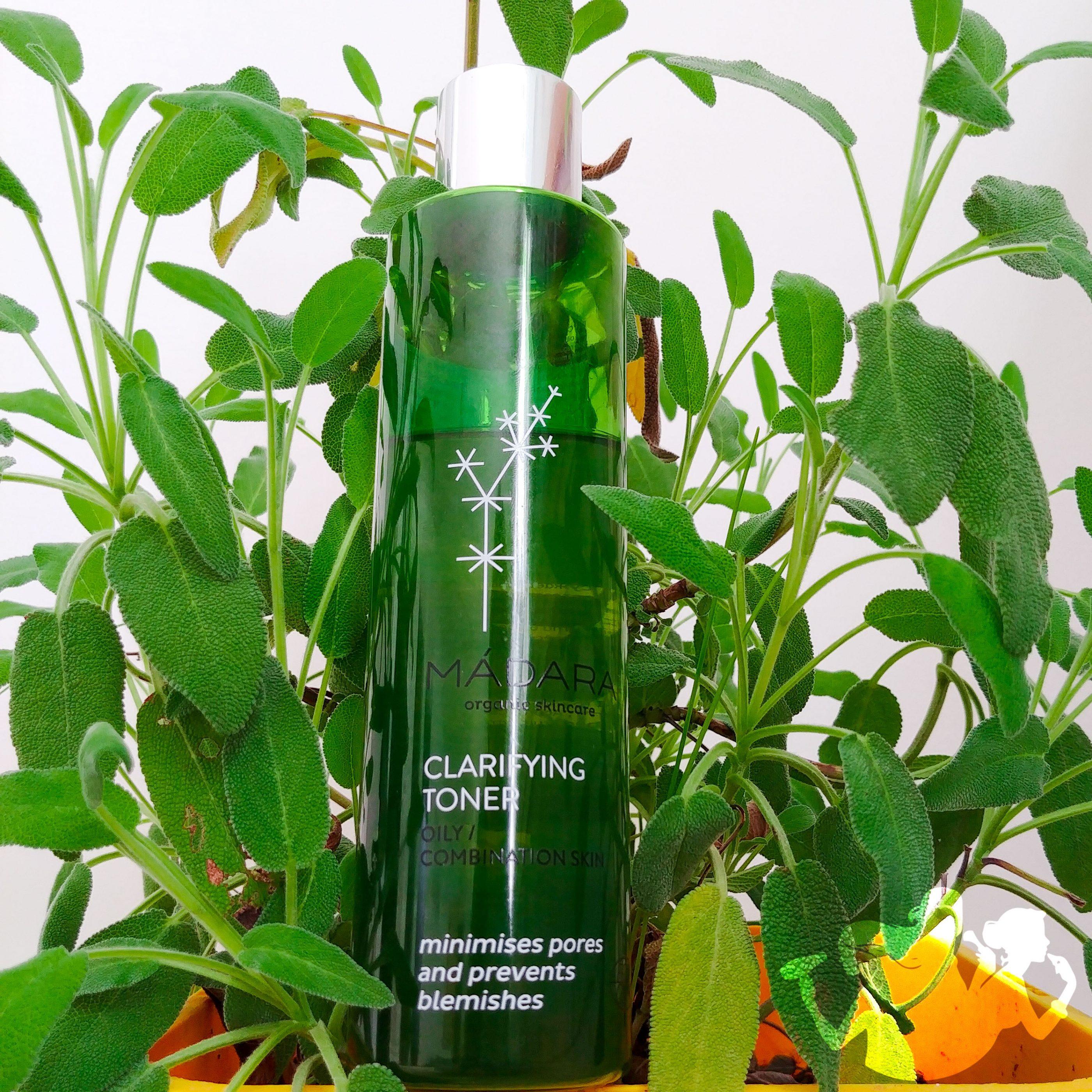 Tonico Clarifying – Mádara Cosmetics