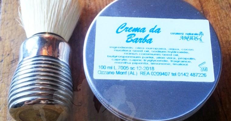 Crema da barba -Antos