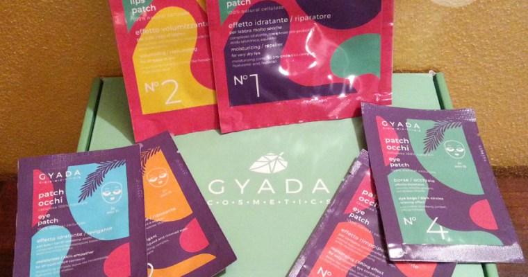 Patch occhi e labbra - Gyada Cosmetics
